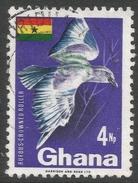 Ghana. 1967 Definitives. 4np Used. SG 465 - Ghana (1957-...)