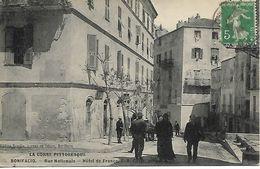 BONIFACIO Rue Nationale Hôtel De France - Francia