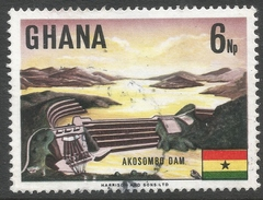 Ghana. 1967 Definitives. 6np Used. SG 466 - Ghana (1957-...)