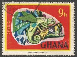 Ghana. 1967 Definitives. 9np Used. SG 468 - Ghana (1957-...)