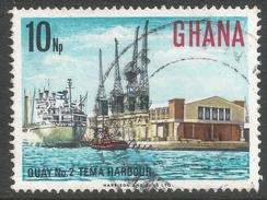 Ghana. 1967 Definitives. 10np Used. SG 469 - Ghana (1957-...)
