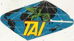 TAI - Étiquettes à Bagages