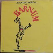 Jean-luc Moreau 33t. LP *barnum* - Musicals