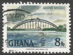Ghana. 1967 Definitives. 8np Used. SG 467 - Ghana (1957-...)