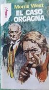 El Caso Orgagna - Morris West     Coleccion Reno - Libros, Revistas, Cómics