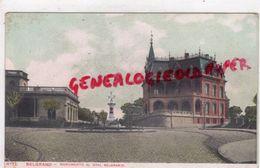 ARGENTINE - BELGRANO - MONUMENTO AL GRAL BELGRANO -  1918  RARE - Argentine