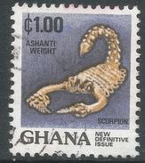 Ghana. 1983 Definitives. 1c Used. SG 1042 - Ghana (1957-...)