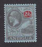 Antigua, Scott #62, Mint Hinged, George V, Issued 1921 - 1858-1960 Crown Colony