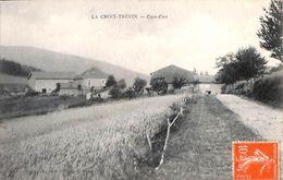 42 - La Croix-Trévin - Cure D'air (1909) - France