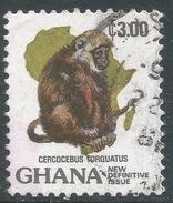 Ghana. 1983 Definitives. 3c Used. SG 1044 - Ghana (1957-...)