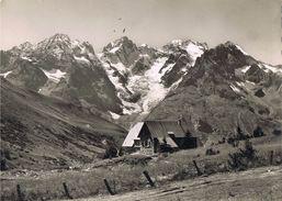 25320. Postal COL De LAUTARET (Hautes Alpes), Paisaje Alpestre, Glacier De L'Homme - Otros Municipios