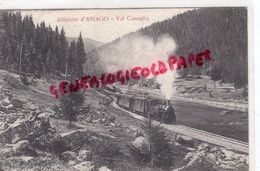 ITALIE - ALTIPIANO D ASIAGO - VAL CANAGLIA - 1918- EDITEUR SORELLE ZALTRON - RARE - Venezia