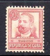 CUBA.  AÑO 1917.  Ed 212 (MNH) - Unused Stamps