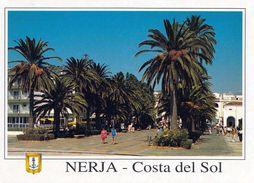 1 AK Spanien * Promenade In Der Andalusischen Stadt Nerja * - Spanien