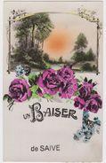 Un Baiser De Saive - Blégny