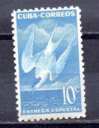 CUBA.  AÑO 1953.  Ed 505/514 (MH) - Cuba