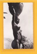 AFRIQUE - TOGO - ETHNIE - SCARIFICATION - CPSM - Femme Tamberma - Togo
