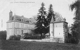 CPA - OUCHAMP (41) - Aspect Du Château , Près De Lorris , Au Début Du Siècle - France