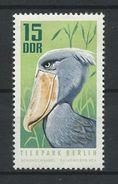 ALLEMAGNE 1970 N° 1309 ** Neuf MNH Superbe  Cote 0.90 € Faune Oiseaux Bec à Soulier Birds Animaux - [7] République Fédérale