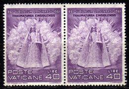VATIKAN 1961 - MiNr: 364 ** / MNH Paar - Vatikan