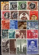 VATIKAN 1946-1960 - Lot 20 Verschiedene Used - Vatikan