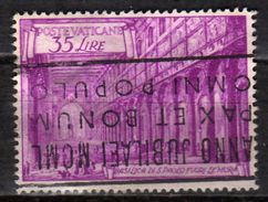 VATIKAN 1949 - MiNr: 156  Used - Vatikan