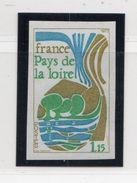 """1975 - Timbres Série """"Régions"""" PAYS DE LOIRE"""" N° 1849 - Non Dentelé - Neuf - Unused Stamps"""