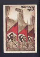 Dt. Reich PK Reichsparteitag Nürnberg 1935 Gelaufen - Politieke Partijen & Verkiezingen