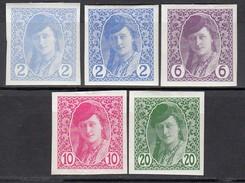 ÖSTERREICH Bosnien&Herzegowina 1913 - MiNr: 85a+b - 88   * / MLH - Oriente Austriaco