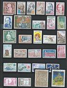 FRANCE - ANNEE 1979 - Tous Les Timbres Du N° 2028 Au N° 2072 - 49 Timbres Neufs Luxe (détail Dans Le Descriptif). - 1970-1979