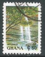 Ghana. 1991 Definitives. 50c Used. SG 1640 - Ghana (1957-...)