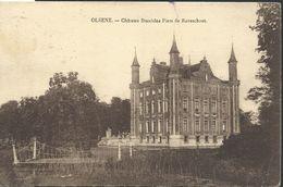 CPA Olsene Château Stanislas Piers De Raveschoot - Zulte