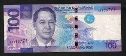Banconota Republika NG Pilipinas - 100 Sandang Piso (circolata) - Filippine