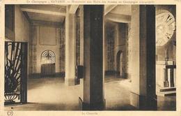 En Champagne, Ferme De Navarin, Monument Aux Morts Des Armées - La Chapelle - Carte Non Circulée - Oorlogsmonumenten