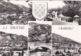 E13 - 07 - La Souche - Ardèche - Souvenir - N° 1c - France