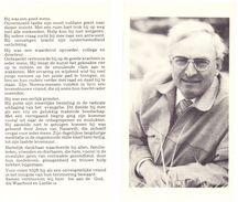 Devotie - Devotion - Doodsprentje - Bidprentje Priester - Hotelschool  Hendrik Noterdaeme - De Panne 1923 - Veurne 1988 - Obituary Notices