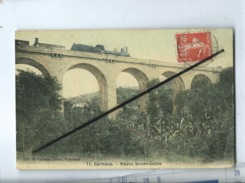 CPA - 11 - Carmaux - Viaduc Sainte Cécile - Carmaux