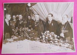 1939 Alger Congrès Eucharistique National Prélats Cardinal Verdier Rozis Maire Général Gouraud Msg Leymard - Berühmtheiten