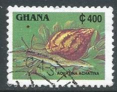 Ghana. 1991 Definitives. 400c Used. SG 1645 - Ghana (1957-...)