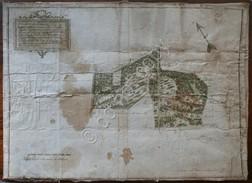 Cabreo Comune Di Guiglia Montiolo Marchesato Raimondo Montecuccoli Bonora 1731 - Altre Collezioni