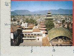 CARTOLINA NV NEPAL - KATHMANDU VALLEY - 10 X 15 - Nepal