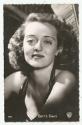 Bette Davis , Actrice Américaine - 283 - Künstler