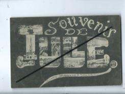 CPA - Souvenir De Tulle - Tulle