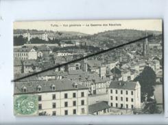 CPA -  Tulle  -  Vue Générale - La Caserne Des Récollets - Tulle