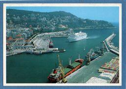 La Côte D'Azur - NICE (Alpes-Maritimes) - Le Porte Et Le Cap De Nice - Arrivée D'un Bâteau De Corse - Transport (sea) - Harbour
