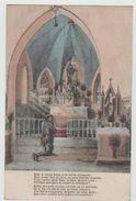 Dans La Chapelle Du Rudlin Vosges Petitdidier 1915 - Other Illustrators