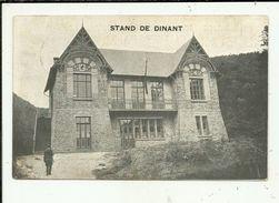 Dinant Stand Grand Concours National De Tir Provinces De Hainaut Namur ( Voir Dos ) - Dinant
