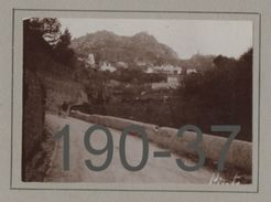 SINTRA PORTUGAL: REAL PHOTO April / May 1906 - Luoghi