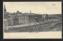 Malta - Auberge De Bavière - Publ. G. Modiano 3523 - Malte