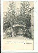 Rochefort Avenue Vers Les Grottes ( Edition Caën Arlon ) - Rochefort